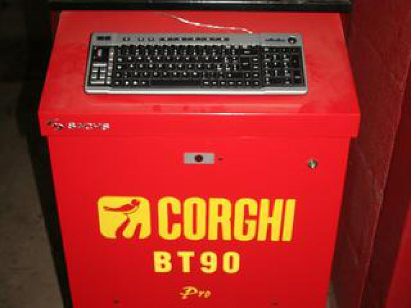 CORGHI BT90 PRO car break and suspension system check stand - 0