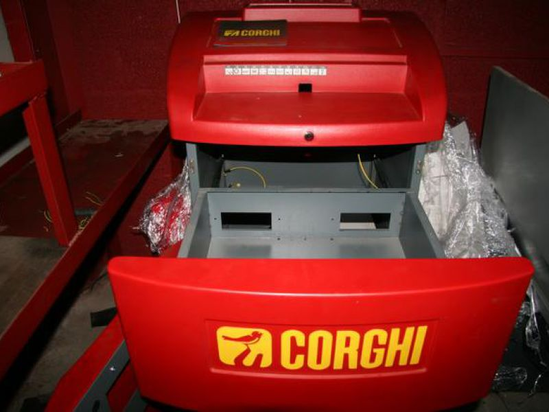 CORGHI EXACT 7000 car wheel alignment test stand - 1