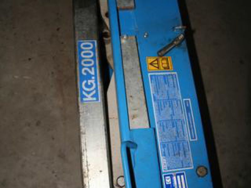 OMCN 457 car wheel lift - 2