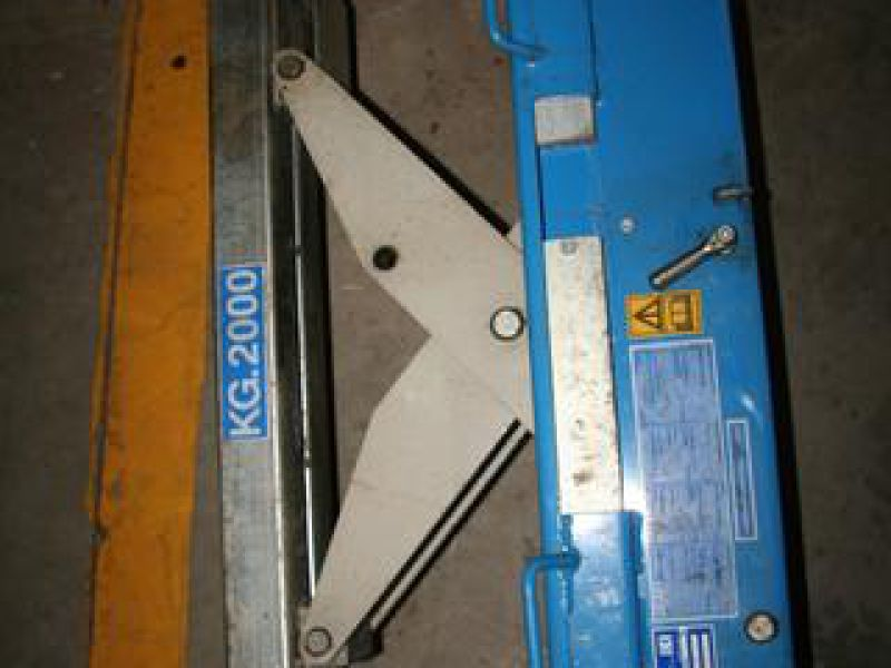 OMCN 457 car wheel lift - 3