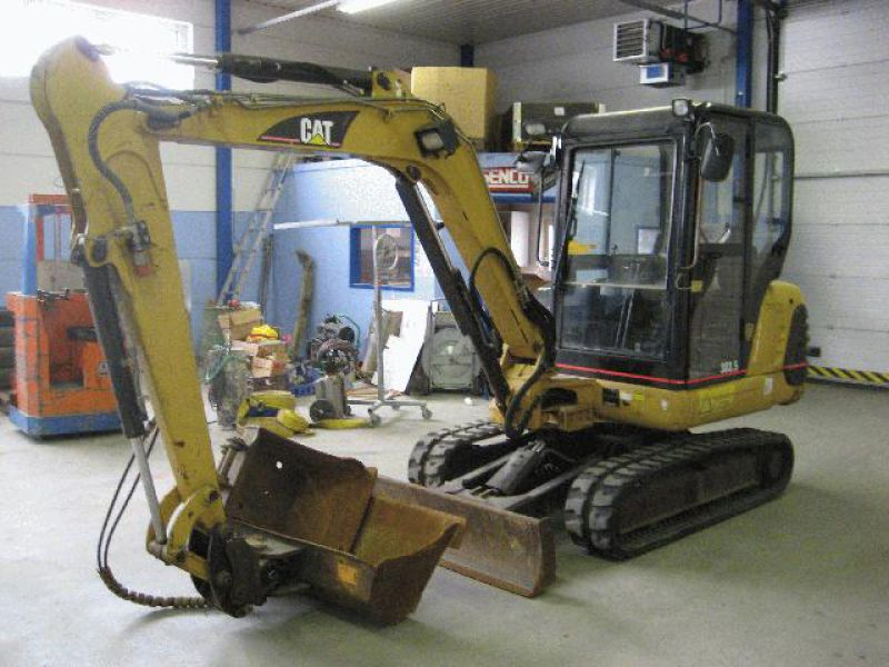 CAT 303,5 Minikaivinkone / Mini Excavator - 1