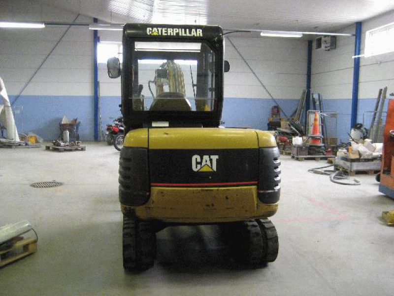 CAT 303,5 Minikaivinkone / Mini Excavator - 2